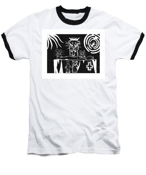 Healers Baseball T-Shirt