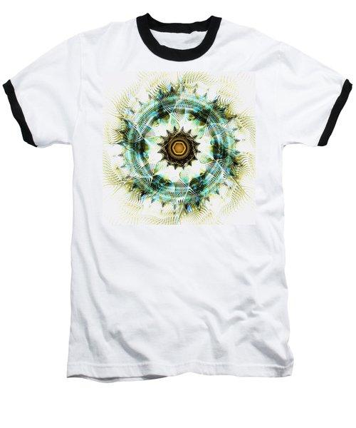 Baseball T-Shirt featuring the digital art Healing Energy by Anastasiya Malakhova