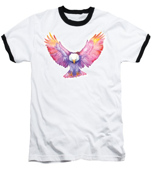 Healing Wings Baseball T-Shirt by Cindy Elsharouni