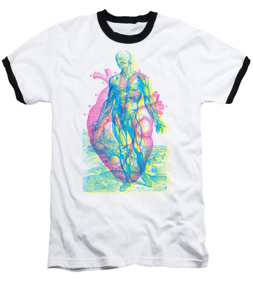 Heart-venus Baseball T-Shirt