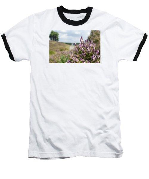 Heather Baseball T-Shirt