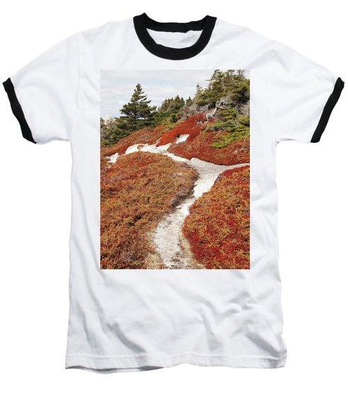 Heather Run Baseball T-Shirt