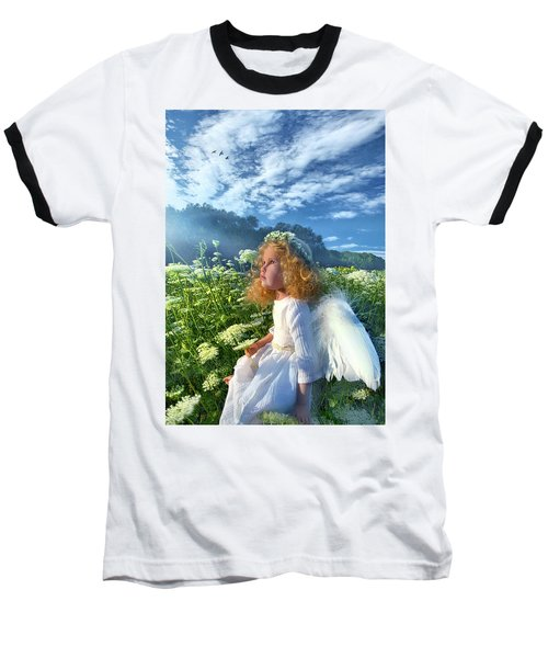 Heaven Sent Baseball T-Shirt