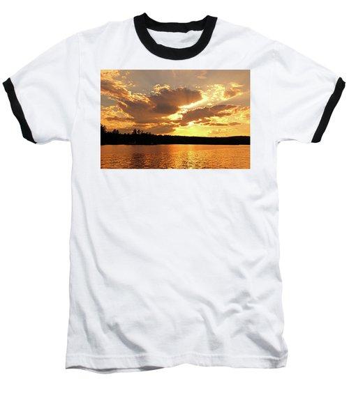 Heaven Shining Baseball T-Shirt