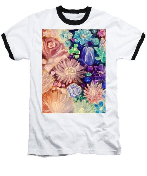 Heavenly Garden Baseball T-Shirt