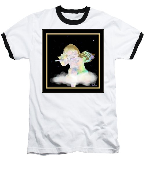 Heavenly Serenade Baseball T-Shirt