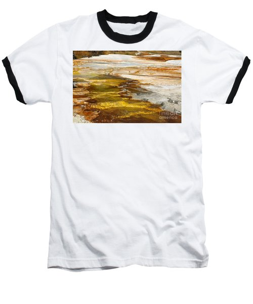 Baseball T-Shirt featuring the photograph Heavens Staircase by Robert Pearson