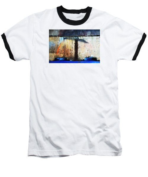 Baseball T-Shirt featuring the photograph Heavy Wait by Newel Hunter