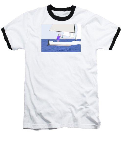 Hello Old Friend Baseball T-Shirt