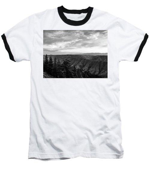 Hells Canyon Drama Baseball T-Shirt
