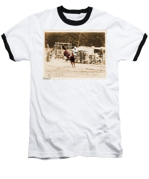 Helluva Rodeo-the Ride 3 Baseball T-Shirt