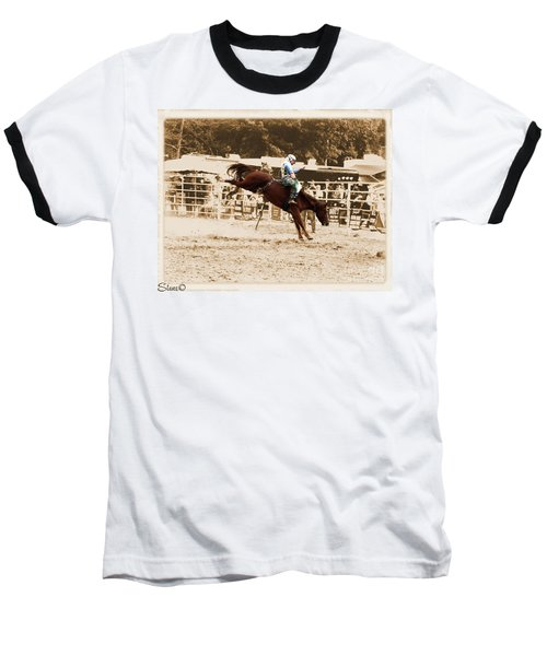 Helluva Rodeo-the Ride 4 Baseball T-Shirt