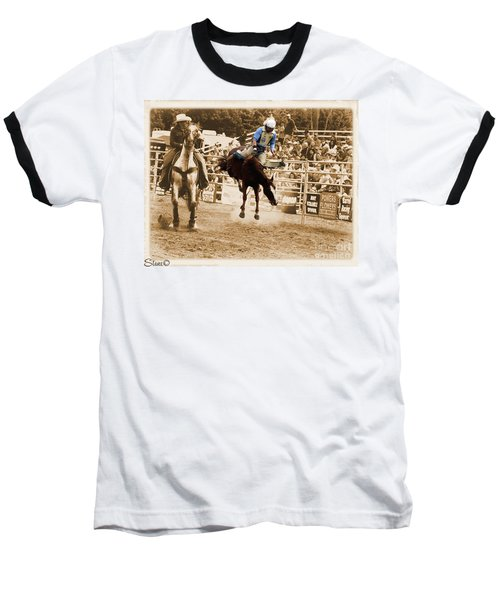 Helluva Rodeo-the Ride 5 Baseball T-Shirt