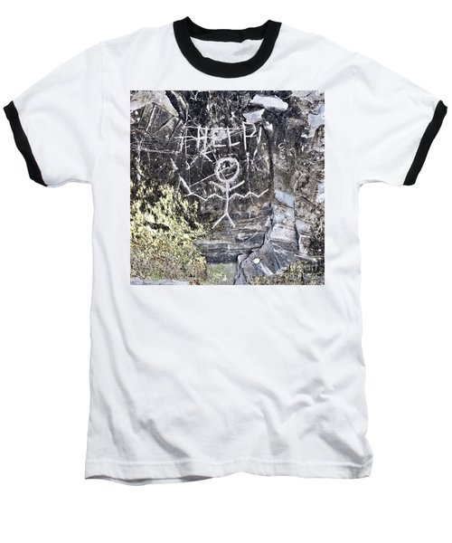 Help Baseball T-Shirt