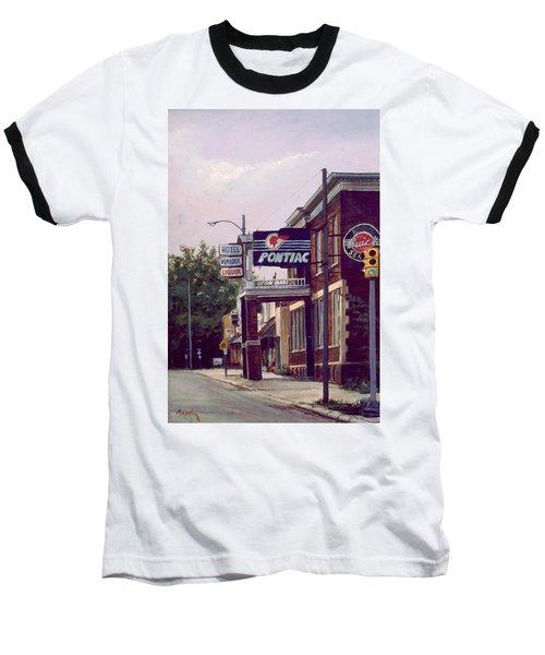 Hemlock Hotel Baseball T-Shirt