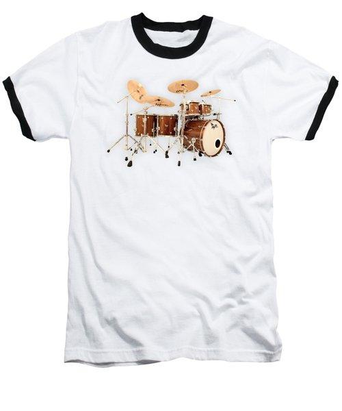 Hendrix  Drums Baseball T-Shirt