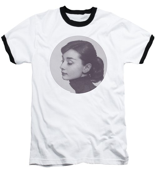 Hepburn Baseball T-Shirt by Zachary Witt