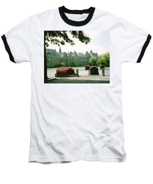 Her Majesty's Garden Baseball T-Shirt