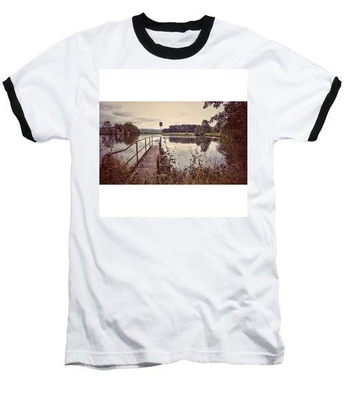 Herbsttage  #herbst #thüringen Baseball T-Shirt