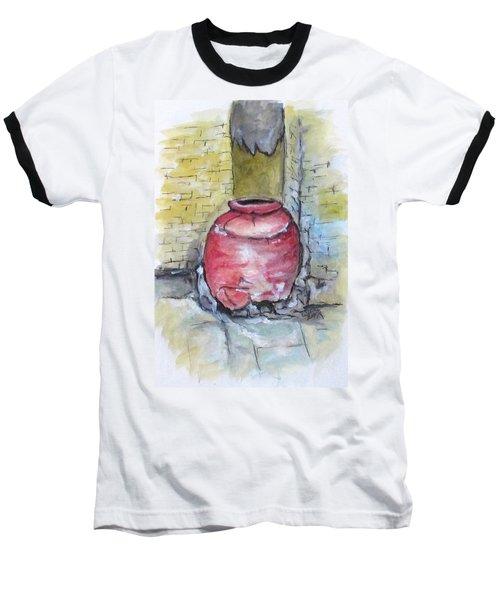 Herculaneum Amphora Pot Baseball T-Shirt
