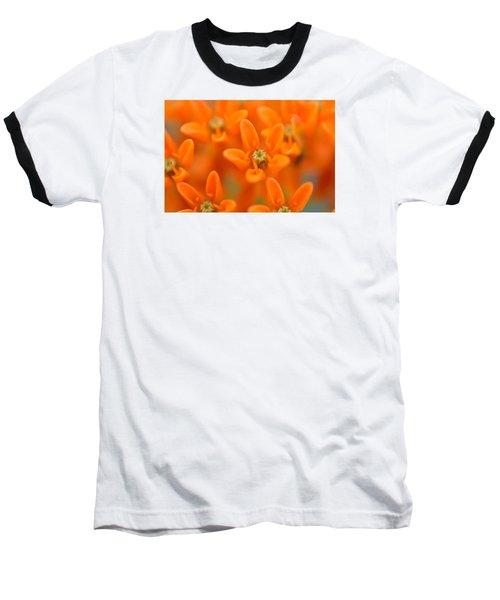 Here Baseball T-Shirt by Janet Rockburn