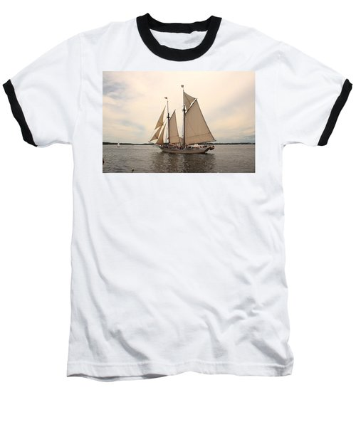 Heritage In Penobscot Bay Baseball T-Shirt