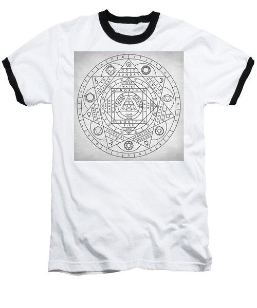 Hermetic Principles Baseball T-Shirt