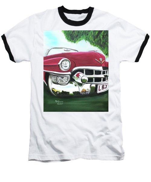 Hey Hey Lbj Baseball T-Shirt
