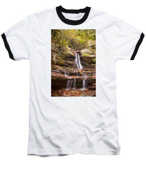 Hidden Falls Of Danbury, Nc Baseball T-Shirt
