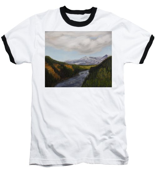 Hidden Mountains Baseball T-Shirt