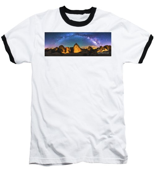 Hidden Valley Milky Way Baseball T-Shirt