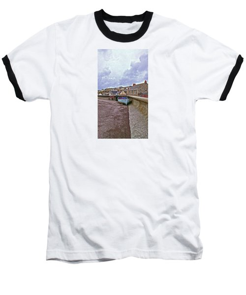 Baseball T-Shirt featuring the photograph High And Dry by Anne Kotan