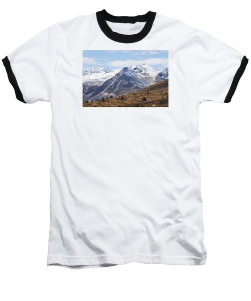 High Country In Fall Baseball T-Shirt by Michele Cornelius