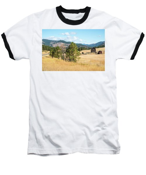 Highway 97 Ranch Memories Baseball T-Shirt