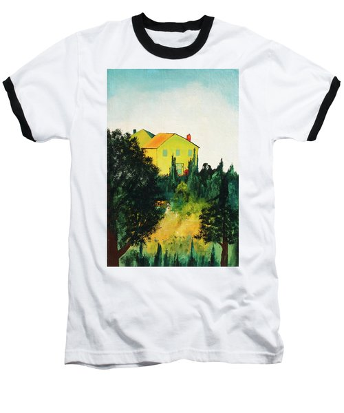 Hillside Romance Baseball T-Shirt
