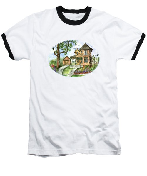 Hilltop Home Baseball T-Shirt