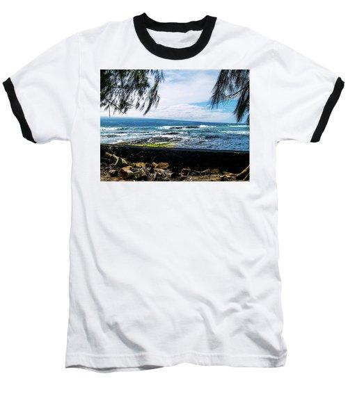 Hilo Bay Dreaming Baseball T-Shirt
