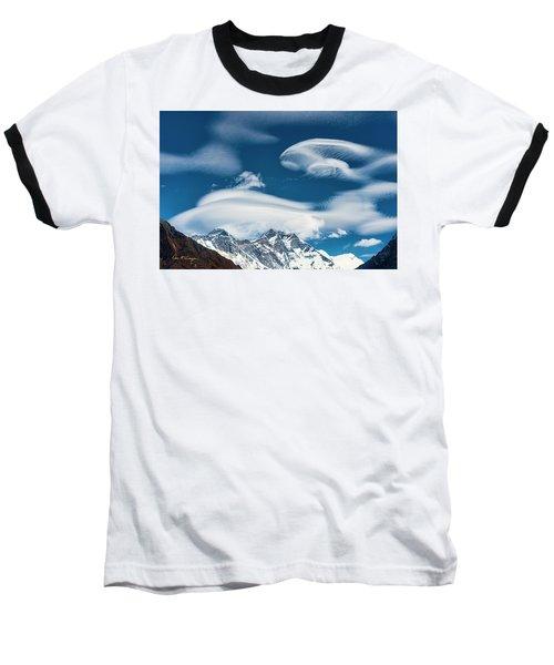 Himalayan Sky Baseball T-Shirt