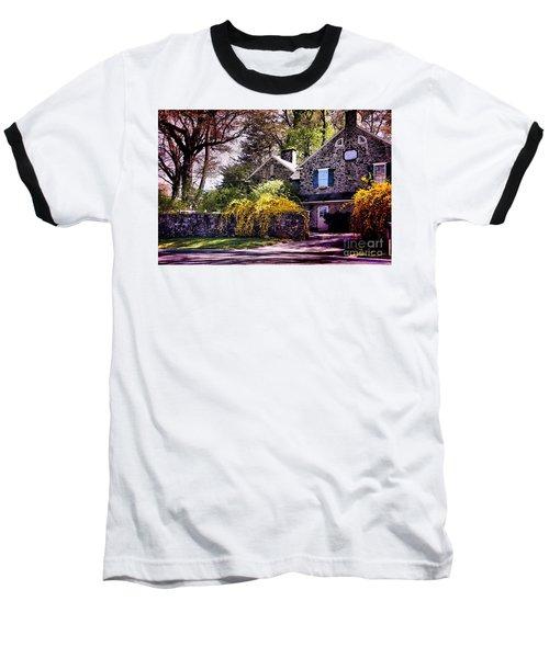 Historic 1889 Home Baseball T-Shirt