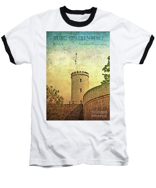 Historic Landmark Sparrenberg Castle Baseball T-Shirt