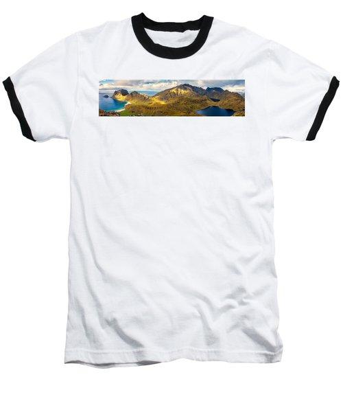 Holandsmelen North Baseball T-Shirt