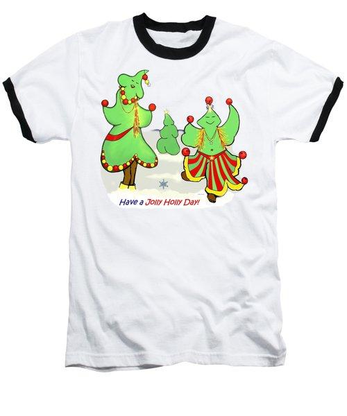 Holly Day Shirt For Children Baseball T-Shirt