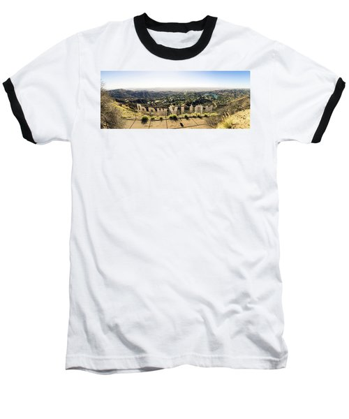 Hollywood Baseball T-Shirt by Michael Weber