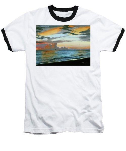 Holmes Beach Baseball T-Shirt