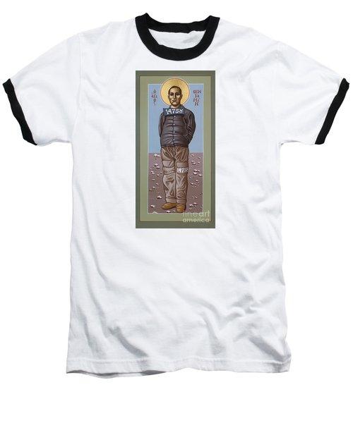 Holy Prophet Benjamin Salmon 083 Baseball T-Shirt