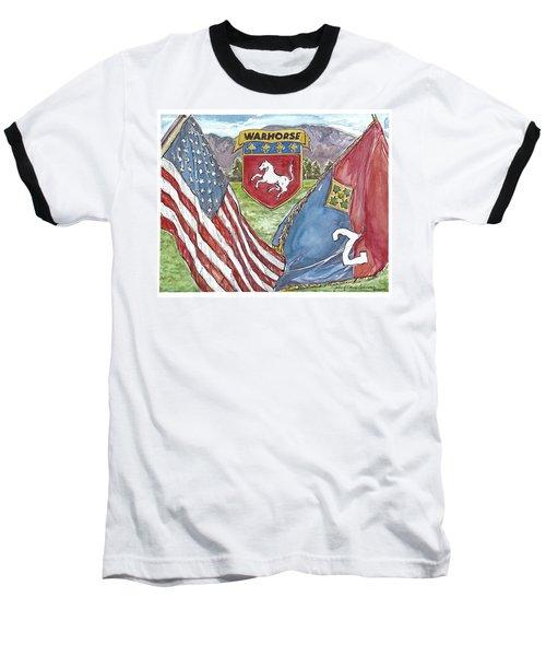 Homage To 2-4 Baseball T-Shirt