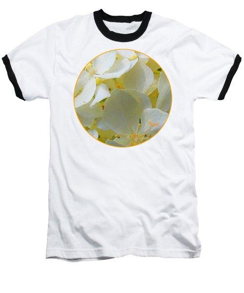 Honeysuckle Blossoms Baseball T-Shirt