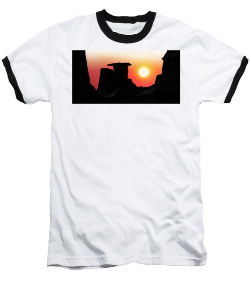 Hoodoo Sunrise Baseball T-Shirt