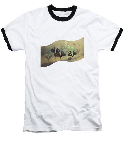 Hope Baseball T-Shirt by AugenWerk Susann Serfezi