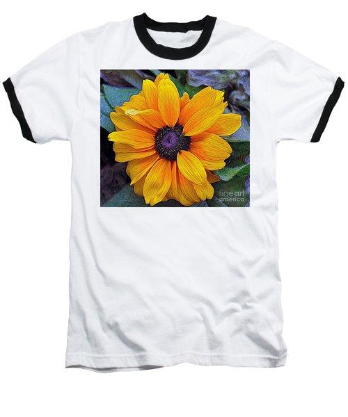 Hope Baseball T-Shirt by Gina Savage
